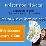 Minicreditos Rapidos - Creditonuevo