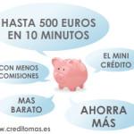 Créditos Rápidos - Minicréditos rápidos online en creditomas