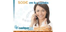 Créditos rápidos online - Cashper