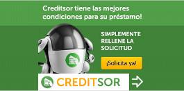 Créditos rápidos online - Creditsor