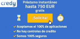 Créditos rápidos online - Credy
