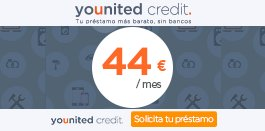 Créditos rápidos online - Younited Credit