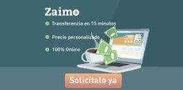 Créditos rápidos online - Zaimo