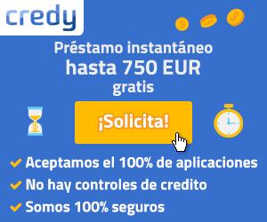 Créditos rápidos en Credy